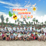 Having fun in Halong Bay with Bytesofter 4