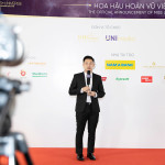 Interview with the representative of BVote - The voting system of Miss Universe Vietnam 2019