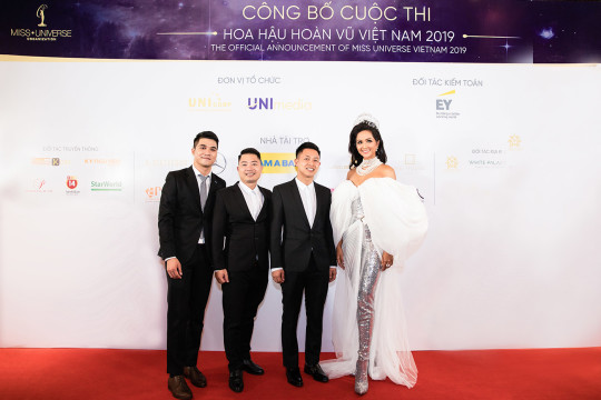 Miss Universe Vietnam 2019 to apply blockchain technology for voting