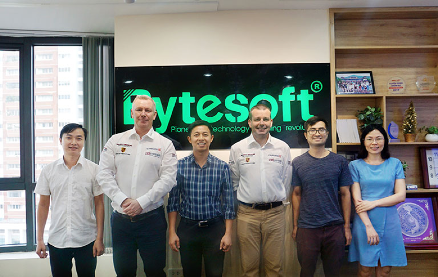 Bytesoft strategically cooperated with QA System