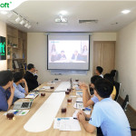 Cooperated with Blockchain C&S, Bytesoft approached Korea market 1