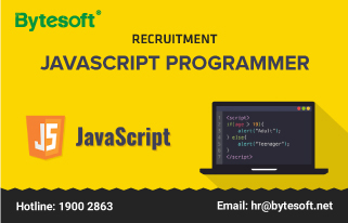 RECRUITMENT: JAVASCRIPT PROGRAMMER ($300 - $600)